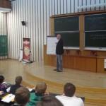 Adept i Solid uczą podstaw uwodzenia na SGH – mini foto relacja, marzec 2010
