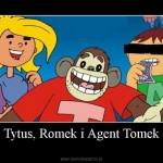 Zobacz jak wyglada Agent Tomek…