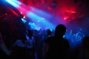 podryw w klubie
