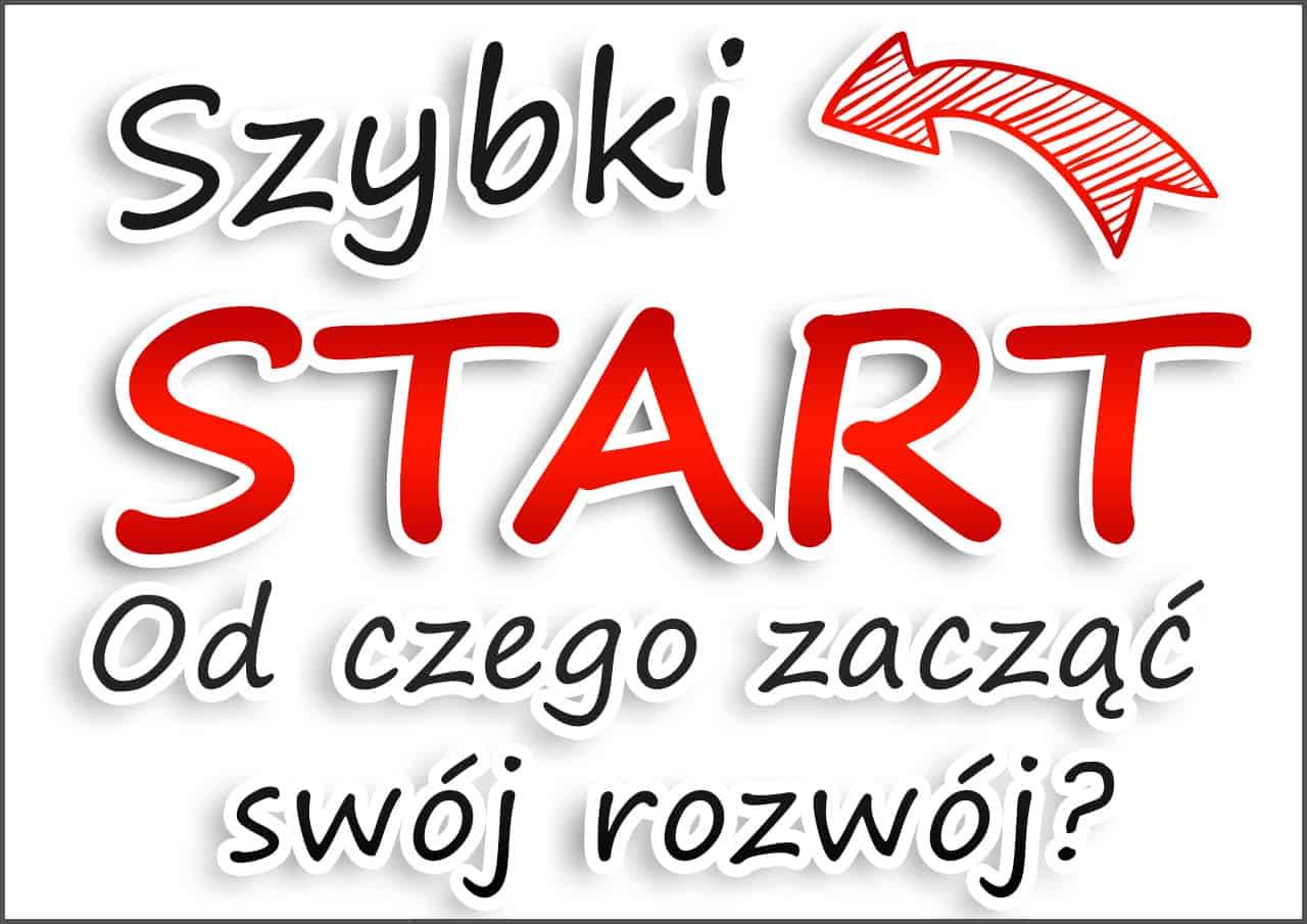 Szybki start -rozwoj